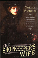 The Shopkeeper's Wife by Noelle Sickels