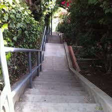 Poem of the Month: Los Angeles Stairs