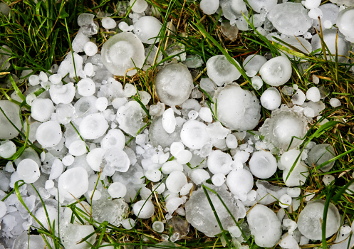 Story of the Month: Hail