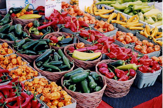 Poem of the Month: Hollywood Farmer's Market